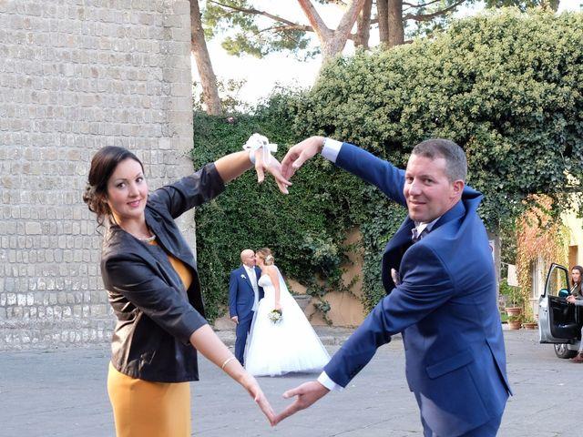 Il matrimonio di Fabio e Camelia a Viterbo, Viterbo 24