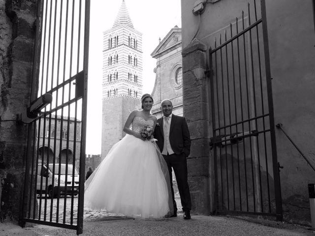 Il matrimonio di Fabio e Camelia a Viterbo, Viterbo 25