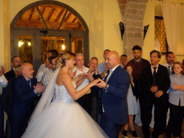 Il matrimonio di Fabio e Camelia a Viterbo, Viterbo 28