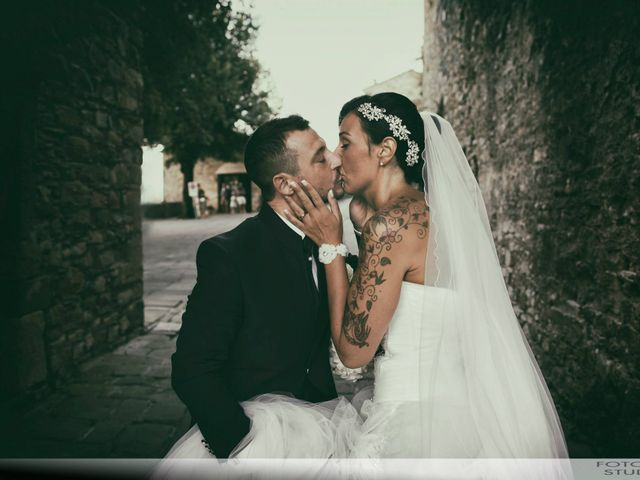 le nozze di Jacopo e Laura