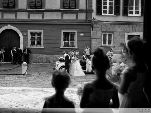 Il matrimonio di Laura e Jacopo a Sarzana, La Spezia 32