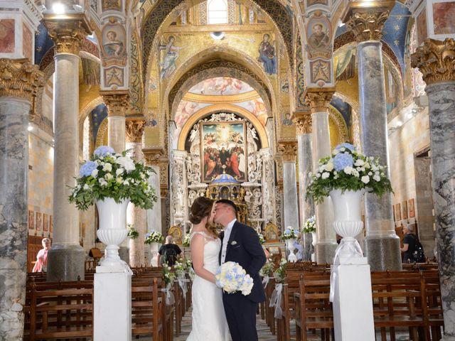 Le nozze di Miriana e Roberto