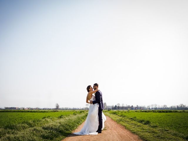 Il matrimonio di Lorenzo e Caterina a Pavia, Pavia 27
