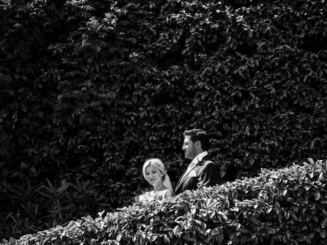 le nozze di Gabriela e Giulio