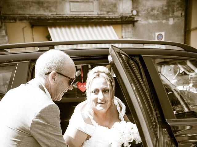 Il matrimonio di Giuliano e Roberta a Arcola, La Spezia 6