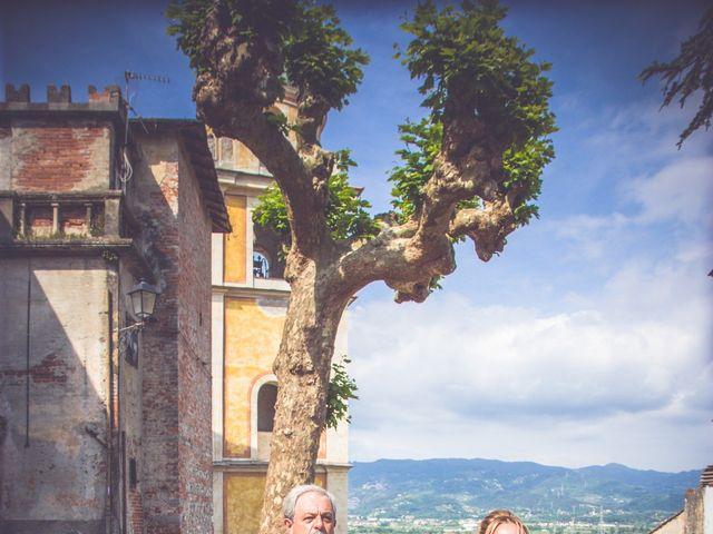 Il matrimonio di Giuliano e Roberta a Arcola, La Spezia 8