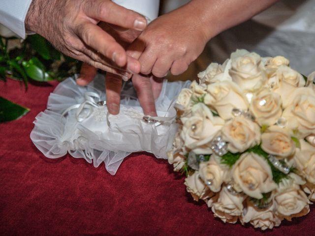 Il matrimonio di Giuliano e Roberta a Arcola, La Spezia 1