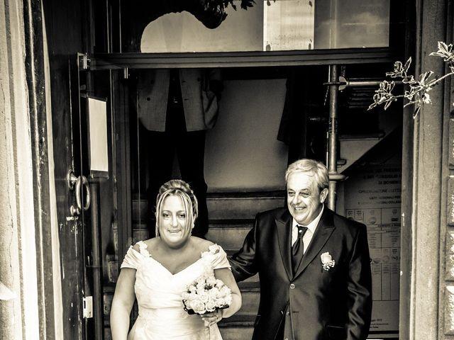 Il matrimonio di Giuliano e Roberta a Arcola, La Spezia 14