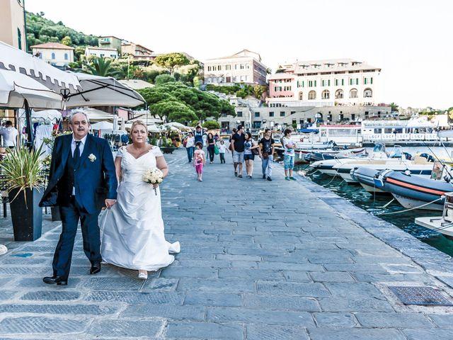 Il matrimonio di Giuliano e Roberta a Arcola, La Spezia 19