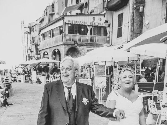 Il matrimonio di Giuliano e Roberta a Arcola, La Spezia 30