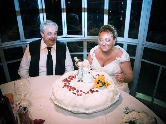 Il matrimonio di Giuliano e Roberta a Arcola, La Spezia 33