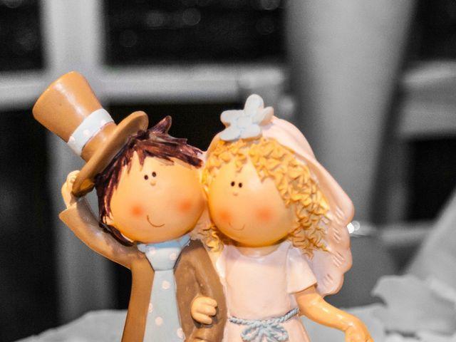 Il matrimonio di Giuliano e Roberta a Arcola, La Spezia 34