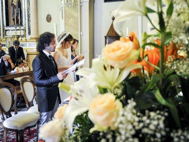 Il matrimonio di Filippo e Beatrice a Brembate, Bergamo 5