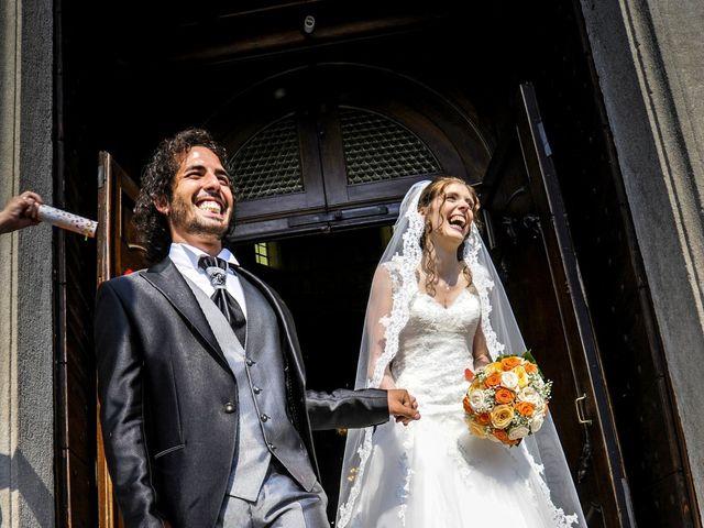 Il matrimonio di Filippo e Beatrice a Brembate, Bergamo 7