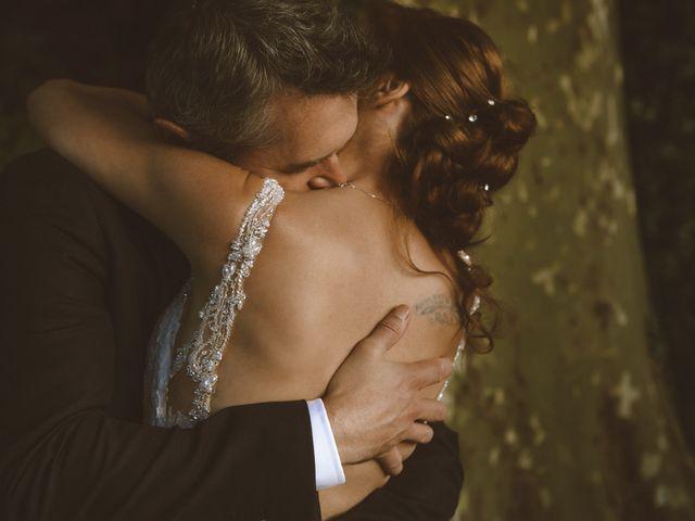 Le nozze di Virginia e Steve