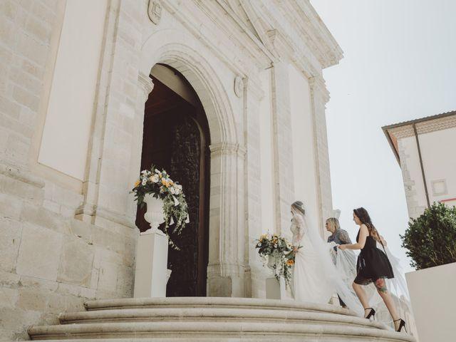 Il matrimonio di Simone e Danila a Potenza, Potenza 17