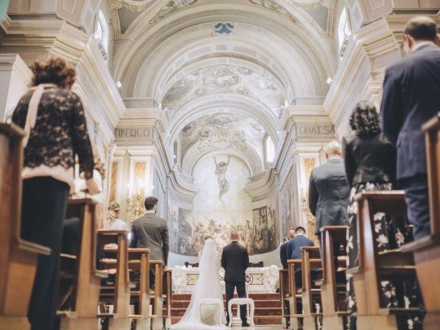 Il matrimonio di Simone e Danila a Potenza, Potenza 18