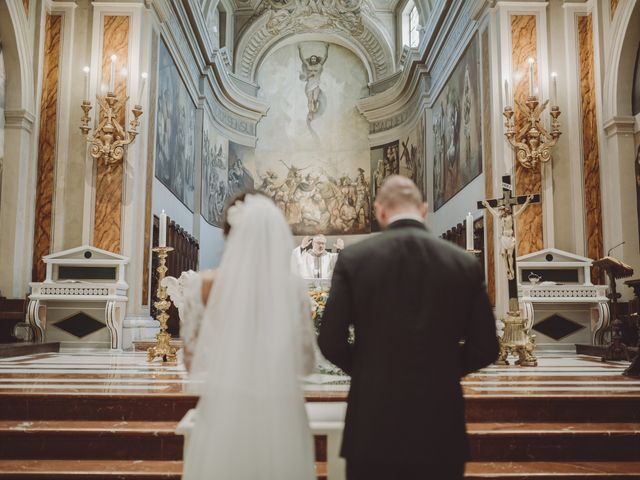 Il matrimonio di Simone e Danila a Potenza, Potenza 22