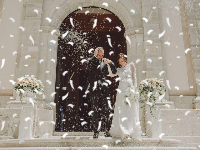 Il matrimonio di Simone e Danila a Potenza, Potenza 24