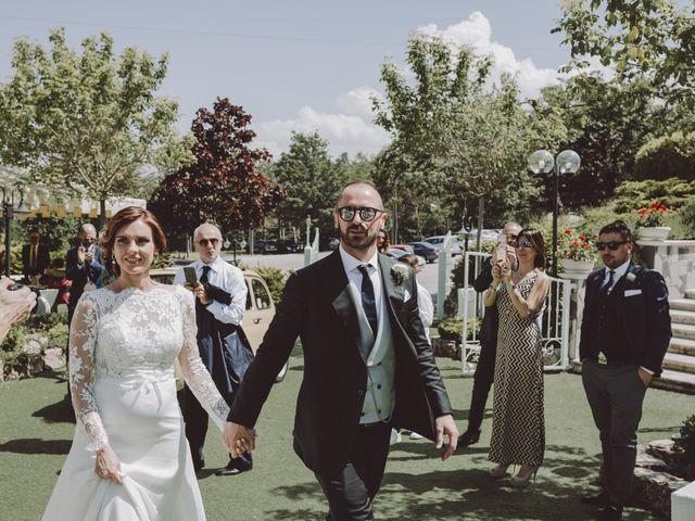Il matrimonio di Simone e Danila a Potenza, Potenza 29