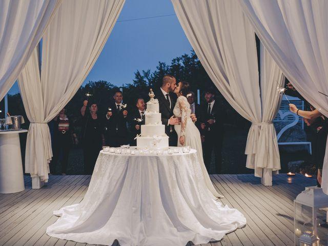 Il matrimonio di Simone e Danila a Potenza, Potenza 33