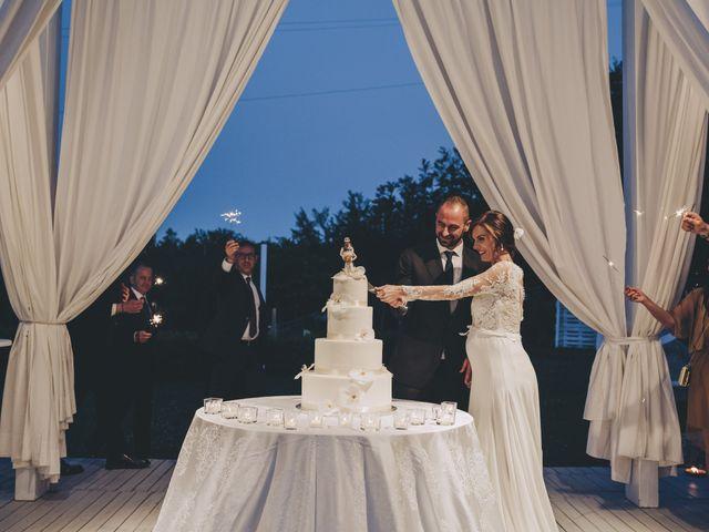 Il matrimonio di Simone e Danila a Potenza, Potenza 34
