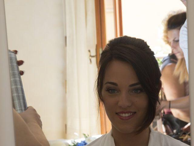 Il matrimonio di Simone e Eleonora a Cascia, Perugia 5