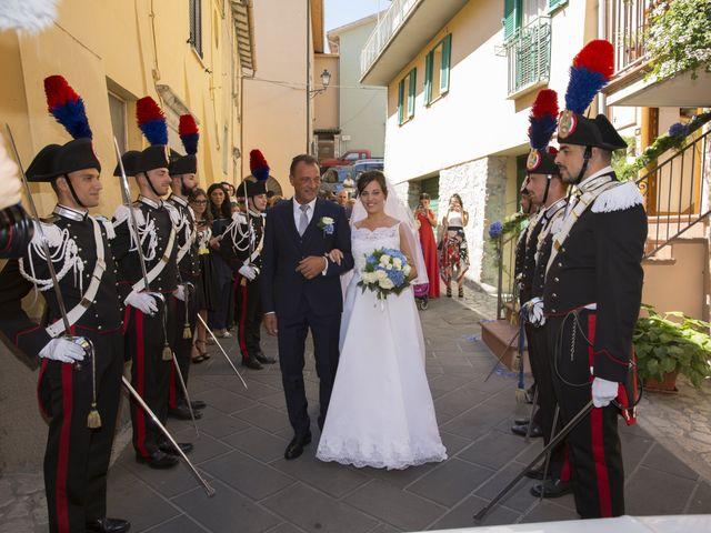 Il matrimonio di Simone e Eleonora a Cascia, Perugia 8