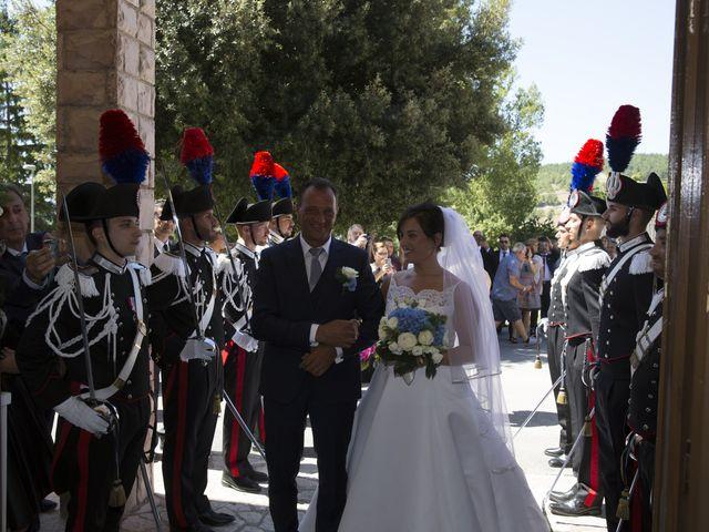 Il matrimonio di Simone e Eleonora a Cascia, Perugia 10