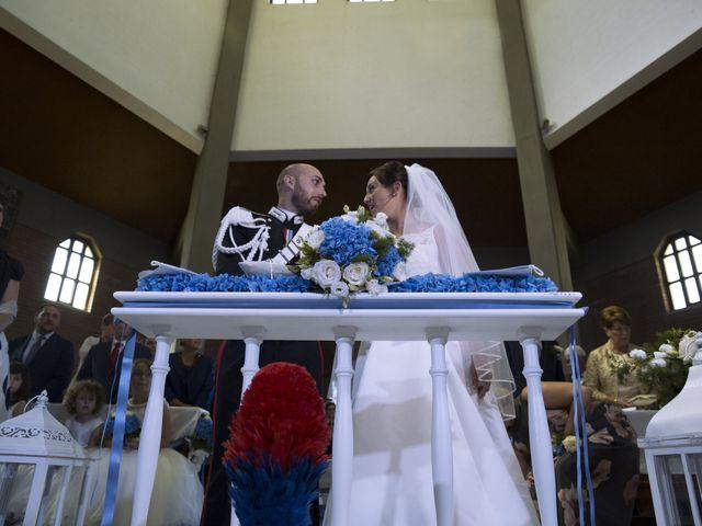 Il matrimonio di Simone e Eleonora a Cascia, Perugia 12