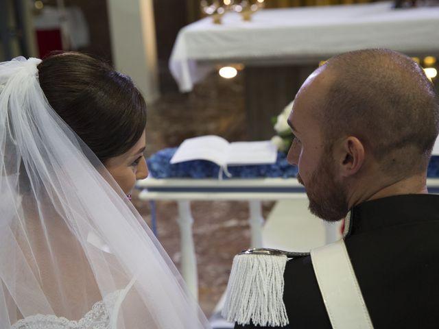 Il matrimonio di Simone e Eleonora a Cascia, Perugia 13