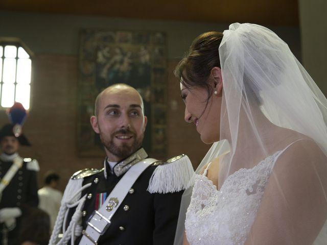 Il matrimonio di Simone e Eleonora a Cascia, Perugia 14