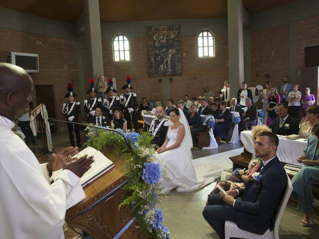 Il matrimonio di Simone e Eleonora a Cascia, Perugia 16