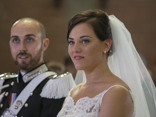 Il matrimonio di Simone e Eleonora a Cascia, Perugia 18