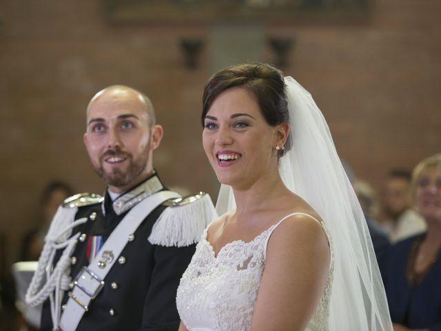 Il matrimonio di Simone e Eleonora a Cascia, Perugia 19
