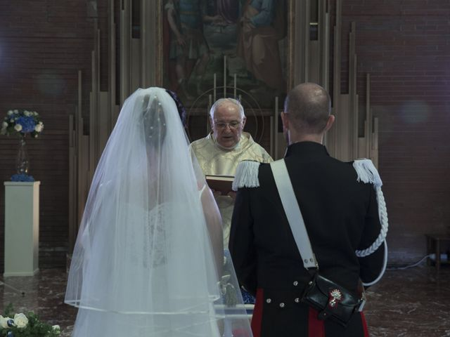 Il matrimonio di Simone e Eleonora a Cascia, Perugia 20