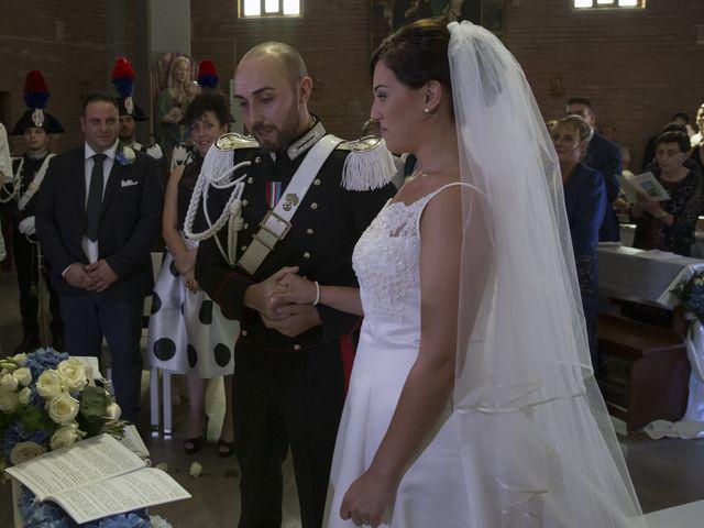 Il matrimonio di Simone e Eleonora a Cascia, Perugia 21