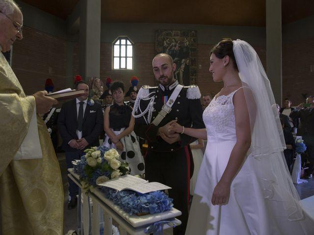 Il matrimonio di Simone e Eleonora a Cascia, Perugia 22
