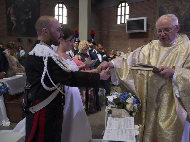 Il matrimonio di Simone e Eleonora a Cascia, Perugia 23