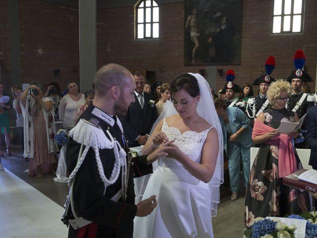 Il matrimonio di Simone e Eleonora a Cascia, Perugia 24