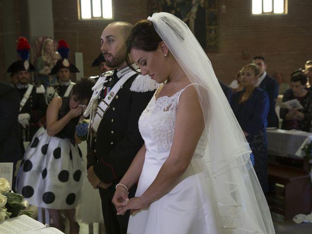 Il matrimonio di Simone e Eleonora a Cascia, Perugia 25