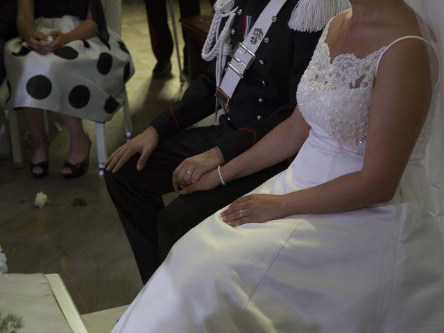 Il matrimonio di Simone e Eleonora a Cascia, Perugia 26