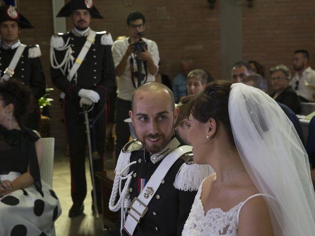 Il matrimonio di Simone e Eleonora a Cascia, Perugia 27
