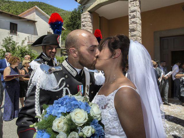 Il matrimonio di Simone e Eleonora a Cascia, Perugia 29