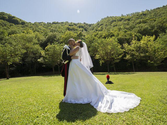 Il matrimonio di Simone e Eleonora a Cascia, Perugia 33