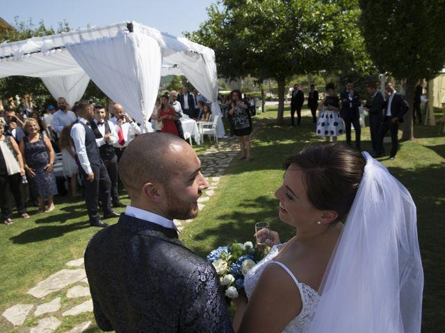 Il matrimonio di Simone e Eleonora a Cascia, Perugia 35