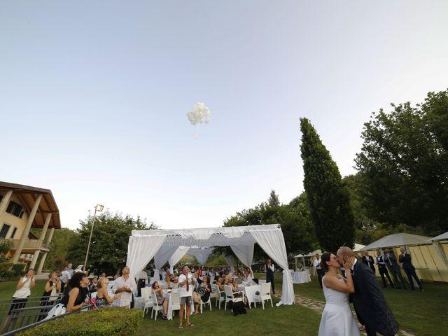Il matrimonio di Simone e Eleonora a Cascia, Perugia 49
