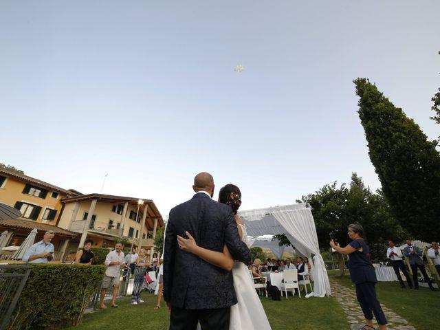 Il matrimonio di Simone e Eleonora a Cascia, Perugia 50
