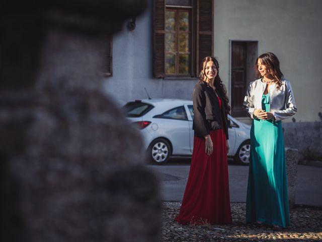 Il matrimonio di Riccardo e Giulia a Gropello Cairoli, Pavia 50