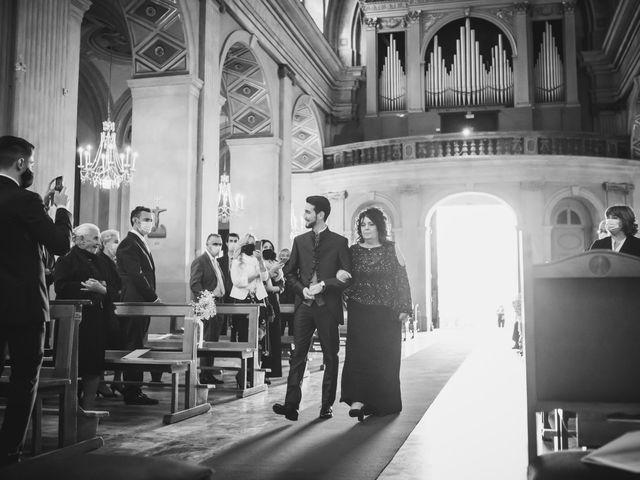 Il matrimonio di Riccardo e Giulia a Gropello Cairoli, Pavia 51